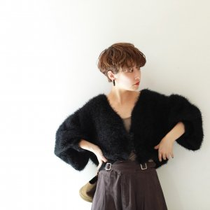 TODAYFUL トゥデイフル Shaggy Knit Cardigan 11820556 【18AW2】【SALE】【30%OFF】<img class='new_mark_img2' src='https://img.shop-pro.jp/img/new/icons20.gif' style='border:none;display:inline;margin:0px;padding:0px;width:auto;' />