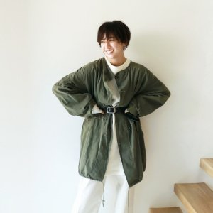 TODAYFUL トゥデイフル Boyfriend Gas Coat 11820001 【18AW1】【新作】 <img class='new_mark_img2' src='https://img.shop-pro.jp/img/new/icons11.gif' style='border:none;display:inline;margin:0px;padding:0px;width:auto;' />