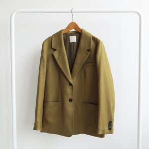 TODAYFUL トゥデイフル Wool Stretch Tailored JK 11820102 【18AW1】【先行予約】【クレジット限定 納期8月〜9月頃予定】 <img class='new_mark_img2' src='https://img.shop-pro.jp/img/new/icons15.gif' style='border:none;display:inline;margin:0px;padding:0px;width:auto;' />