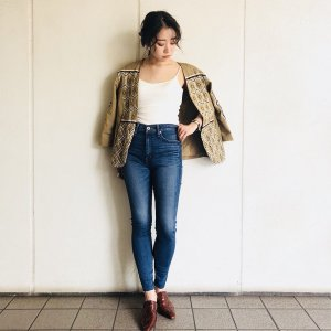 TODAYFUL トゥデイフル ARIA's Denim 11811411 【18SS2】【新作】 <img class='new_mark_img2' src='https://img.shop-pro.jp/img/new/icons11.gif' style='border:none;display:inline;margin:0px;padding:0px;width:auto;' />