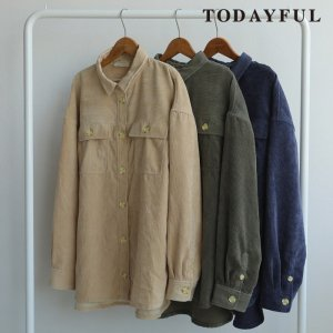 【SOLDOUT】TODAYFUL トゥデイフル Boyfriend Corduroy SH 11820408 【18AW1】【人気商品】<img class='new_mark_img2' src='https://img.shop-pro.jp/img/new/icons47.gif' style='border:none;display:inline;margin:0px;padding:0px;width:auto;' />