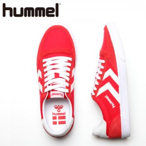 HUMMEL ヒュンメル SLIMMER STADIL SCANDINAVIN CANVAS LOW  【カラー: SAMBA】 HM63872-4081 【16SS】 【新作】 <img class='new_mark_img2' src='https://img.shop-pro.jp/img/new/icons11.gif' style='border:none;display:inline;margin:0px;padding:0px;width:auto;' />
