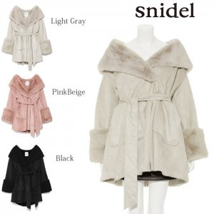 【SOLDOUT】SNIDEL スナイデル レディモッズコート SWFC174009 【17AW1】<img class='new_mark_img2' src='https://img.shop-pro.jp/img/new/icons47.gif' style='border:none;display:inline;margin:0px;padding:0px;width:auto;' />