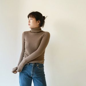 TODAYFUL トゥデイフル Merinowool Turtle Knit 11820505 【18AW1】【先行予約】【クレジット限定 納期9月〜10月頃予定】 <img class='new_mark_img2' src='https://img.shop-pro.jp/img/new/icons15.gif' style='border:none;display:inline;margin:0px;padding:0px;width:auto;' />