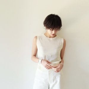 TODAYFUL トゥデイフル Box Knit Tanktop 11820508 【18AW1】【先行予約】【クレジット限定 納期7月〜8月頃予定】 <img class='new_mark_img2' src='https://img.shop-pro.jp/img/new/icons15.gif' style='border:none;display:inline;margin:0px;padding:0px;width:auto;' />