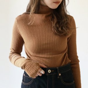 TODAYFUL トゥデイフル Cottonwool Turtle Tops 11820610 【18AW1】【先行予約】【クレジット限定 納期9月〜10月頃予定】 <img class='new_mark_img2' src='https://img.shop-pro.jp/img/new/icons15.gif' style='border:none;display:inline;margin:0px;padding:0px;width:auto;' />