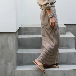 TODAYFUL トゥデイフル Wrap Knit SK 11820810 【18AW1】【先行予約】【クレジット限定 納期7月〜8月頃予定】 <img class='new_mark_img2' src='https://img.shop-pro.jp/img/new/icons15.gif' style='border:none;display:inline;margin:0px;padding:0px;width:auto;' />