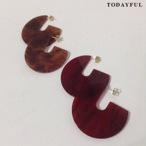 【SOLDOUT】TODAYFUL トゥデイフル MONICA's Pierce 11620952 【16AW2】 <img class='new_mark_img2' src='https://img.shop-pro.jp/img/new/icons47.gif' style='border:none;display:inline;margin:0px;padding:0px;width:auto;' />