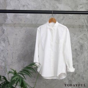 【SOLDOUT】TODAYFUL トゥデイフル Cotton Broad SH 11620421 【16AW2】 <img class='new_mark_img2' src='https://img.shop-pro.jp/img/new/icons47.gif' style='border:none;display:inline;margin:0px;padding:0px;width:auto;' />