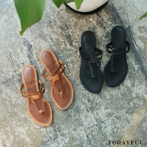 TODAYFUL トゥデイフル Flat Sandals 11711080 【17AW1】【先行予約】【クレジット限定 納期7月頃予定】 <img class='new_mark_img2' src='https://img.shop-pro.jp/img/new/icons15.gif' style='border:none;display:inline;margin:0px;padding:0px;width:auto;' />