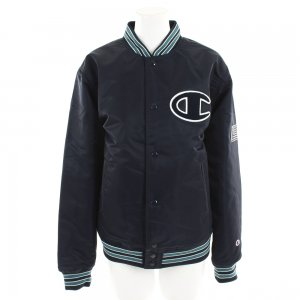 CHAMPION チャンピオン BASEBALL JACKET CASUAL WEAR  C3-N613 【新作】 <img class='new_mark_img2' src='https://img.shop-pro.jp/img/new/icons11.gif' style='border:none;display:inline;margin:0px;padding:0px;width:auto;' />