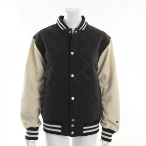 CHAMPION チャンピオン BASEBALL JACKET CASUAL WEAR  C3-N604 【新作】 <img class='new_mark_img2' src='https://img.shop-pro.jp/img/new/icons11.gif' style='border:none;display:inline;margin:0px;padding:0px;width:auto;' />