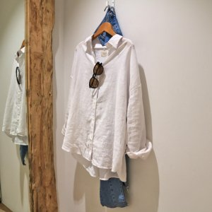 TODAYFUL トゥデイフル Linen Big SH 11710409 【17SS1】【SALE】【40%OFF】<img class='new_mark_img2' src='https://img.shop-pro.jp/img/new/icons11.gif' style='border:none;display:inline;margin:0px;padding:0px;width:auto;' />