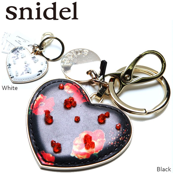 【SOLDOUT】SNIDEL スナイデル ハートチャーム SWGG171617 【17SS1】【20☆】