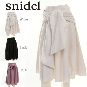 SNIDEL スナイデル ミドルニットライクSK SWCS175132 【17AW2】【SALE】【50%OFF】<img class='new_mark_img2' src='https://img.shop-pro.jp/img/new/icons20.gif' style='border:none;display:inline;margin:0px;padding:0px;width:auto;' />