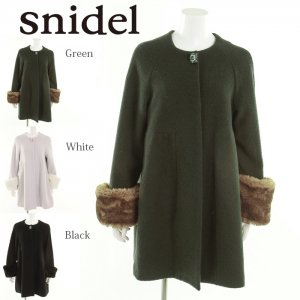SNIDEL スナイデル ビジューブローチCT SWFC175014 【17AW2】【新作】 <img class='new_mark_img2' src='https://img.shop-pro.jp/img/new/icons11.gif' style='border:none;display:inline;margin:0px;padding:0px;width:auto;' />