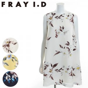 FRAYI.D フレイアイディー フラワーOP FWFO171072 【17SS1】【新作】 <img class='new_mark_img2' src='//img.shop-pro.jp/img/new/icons11.gif' style='border:none;display:inline;margin:0px;padding:0px;width:auto;' />