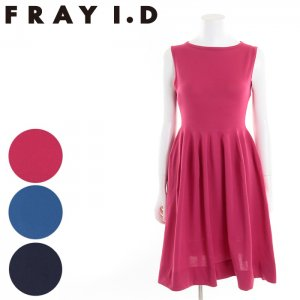 FRAYI.D フレイアイディー ホールガーメントワンピース FWNO171516 【17SS1】【新作】 <img class='new_mark_img2' src='//img.shop-pro.jp/img/new/icons11.gif' style='border:none;display:inline;margin:0px;padding:0px;width:auto;' />