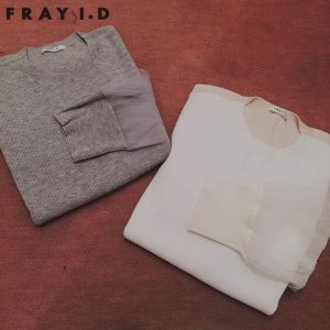 FRAYI.D フレイアイディー チュールギャザーニットPO FWNT171014 【17SS1】【SALE】【60%OFF】<img class='new_mark_img2' src='https://img.shop-pro.jp/img/new/icons20.gif' style='border:none;display:inline;margin:0px;padding:0px;width:auto;' />