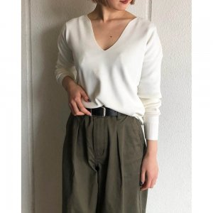 TODAYFUL トゥデイフル Keyneck Knit 11910522 【19SS1】【新作】 <img class='new_mark_img2' src='https://img.shop-pro.jp/img/new/icons11.gif' style='border:none;display:inline;margin:0px;padding:0px;width:auto;' />