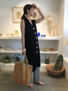 TODAYFUL トゥデイフル Knit Long Vest 11910528 【19SS1】【新作】 <img class='new_mark_img2' src='https://img.shop-pro.jp/img/new/icons11.gif' style='border:none;display:inline;margin:0px;padding:0px;width:auto;' />