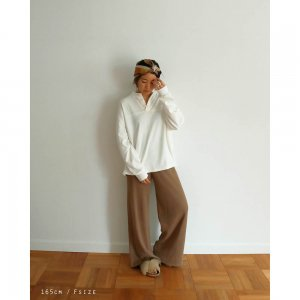 TODAYFUL トゥデイフル Henleyneck Cotton Pullover 11910607 【19SS1】【SALE】【30%OFF】<img class='new_mark_img2' src='https://img.shop-pro.jp/img/new/icons20.gif' style='border:none;display:inline;margin:0px;padding:0px;width:auto;' />