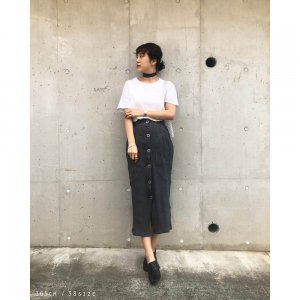 TODAYFUL トゥデイフル Waffle Pencil Skirt 11910809 【19SS1】【先行予約】【クレジット限定 納期3月〜4月頃予定】 <img class='new_mark_img2' src='https://img.shop-pro.jp/img/new/icons15.gif' style='border:none;display:inline;margin:0px;padding:0px;width:auto;' />