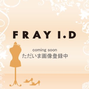 FRAY ID フレイアイディー コーデュロイロゴキャップ FWGH141404 【14SS】【SALE】【60%OFF】<img class='new_mark_img2' src='//img.shop-pro.jp/img/new/icons20.gif' style='border:none;display:inline;margin:0px;padding:0px;width:auto;' />