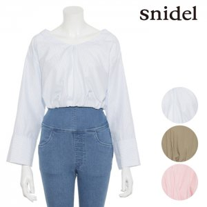 SNIDEL スナイデル チェスターコート SWFC171030 【17SS1】【新作】 <img class='new_mark_img2' src='//img.shop-pro.jp/img/new/icons11.gif' style='border:none;display:inline;margin:0px;padding:0px;width:auto;' />