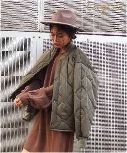 【SOLDOUT】UNGRID アングリッド 【Ca】キルティングジャケット 111650123701 【16AW1】 【30☆】 <img class='new_mark_img2' src='//img.shop-pro.jp/img/new/icons47.gif' style='border:none;display:inline;margin:0px;padding:0px;width:auto;' />