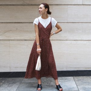 【SOLDOUT】TODAYFUL トゥデイフル Camisole Wraparound Dress 11720326 【18AW1】【人気商品】<img class='new_mark_img2' src='https://img.shop-pro.jp/img/new/icons47.gif' style='border:none;display:inline;margin:0px;padding:0px;width:auto;' />