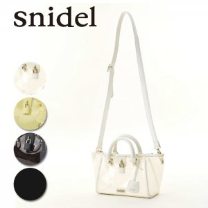 SNIDEL スナイデル ミニボストン SWGB142603【14SS2】 【SALE】【60%OFF】