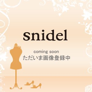 SNIDEL スナイデル ビジューAラインOP SWFO171045 【17SS1】【新作】 <img class='new_mark_img2' src='//img.shop-pro.jp/img/new/icons11.gif' style='border:none;display:inline;margin:0px;padding:0px;width:auto;' />