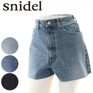 SNIDEL スナイデル スカートライクデニムSPT SWFP171168 【17SS1】【新作】 <img class='new_mark_img2' src='//img.shop-pro.jp/img/new/icons11.gif' style='border:none;display:inline;margin:0px;padding:0px;width:auto;' />