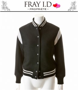 FRAY ID フレイアイディー ウールスタジャン FWFJ144069 【14AW】【SALE】【60%OFF】<img class='new_mark_img2' src='https://img.shop-pro.jp/img/new/icons20.gif' style='border:none;display:inline;margin:0px;padding:0px;width:auto;' />