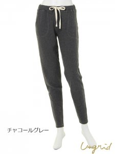 【SOLDOUT】UNGRID アングリッド スウェットパンツ 111440702101【14AW2】【60☆】<img class='new_mark_img2' src='https://img.shop-pro.jp/img/new/icons47.gif' style='border:none;display:inline;margin:0px;padding:0px;width:auto;' />