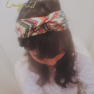 UNGRID アングリッド 【La】アフリカン総柄ターバン 111721038301 【17SS1】【新作】 <img class='new_mark_img2' src='//img.shop-pro.jp/img/new/icons11.gif' style='border:none;display:inline;margin:0px;padding:0px;width:auto;' />