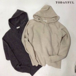 【SOLDOUT】TODAYFUL トゥデイフル Knit Parka 11620552 【16AW2】 <img class='new_mark_img2' src='//img.shop-pro.jp/img/new/icons47.gif' style='border:none;display:inline;margin:0px;padding:0px;width:auto;' />