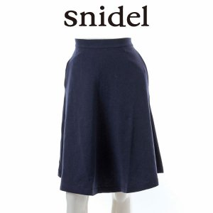 SNIDEL スナイデル 膝丈スエットフレアスカート SWCS151216 【15SS】【SALE】【50%OFF】<img class='new_mark_img2' src='https://img.shop-pro.jp/img/new/icons20.gif' style='border:none;display:inline;margin:0px;padding:0px;width:auto;' />