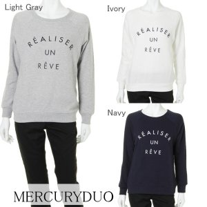 MERCURY マーキュリー 【BIJ】 裏毛ドルマンロゴカットソー 001510600401 【15SS】【SALE】【50%OFF】<img class='new_mark_img2' src='//img.shop-pro.jp/img/new/icons20.gif' style='border:none;display:inline;margin:0px;padding:0px;width:auto;' />