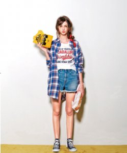 UNGRID アングリッド 【Casual】GUADALUPE Tシャツ 111520640401 【15SS2】【SALE】【50%OFF】<img class='new_mark_img2' src='//img.shop-pro.jp/img/new/icons20.gif' style='border:none;display:inline;margin:0px;padding:0px;width:auto;' />