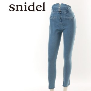 SNIDEL スナイデル ハイウエストスキニー SWFP152014 【15SS2】【50%OFF】<img class='new_mark_img2' src='https://img.shop-pro.jp/img/new/icons20.gif' style='border:none;display:inline;margin:0px;padding:0px;width:auto;' />