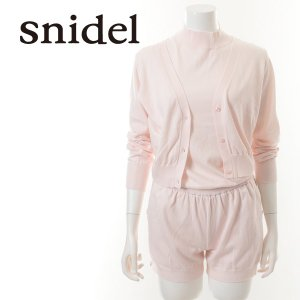 【SOLDOUT】SNIDEL スナイデル ニットロンパースカーディガンSET SWNO152013 【15SS2】【50☆】<img class='new_mark_img2' src='//img.shop-pro.jp/img/new/icons47.gif' style='border:none;display:inline;margin:0px;padding:0px;width:auto;' />