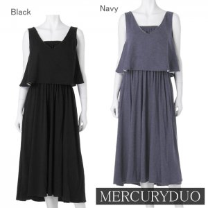 MERCURY マーキュリー 【BIJ】 3WAYカットロングワンピース 001520304101 【15SS2】【SALE】【50%OFF】<img class='new_mark_img2' src='//img.shop-pro.jp/img/new/icons20.gif' style='border:none;display:inline;margin:0px;padding:0px;width:auto;' />