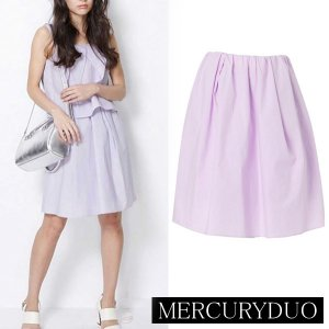 MERCURY マーキュリー 【LUX】 バックラップギャザースカート 001520800401 【15SS2】【SALE】【50%OFF】<img class='new_mark_img2' src='https://img.shop-pro.jp/img/new/icons20.gif' style='border:none;display:inline;margin:0px;padding:0px;width:auto;' />