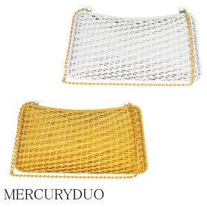 MERCURY マーキュリー 【GDS】 ラタン2WAY バッグ 001521900301 【15SS2】【SALE】【50%OFF】<img class='new_mark_img2' src='https://img.shop-pro.jp/img/new/icons20.gif' style='border:none;display:inline;margin:0px;padding:0px;width:auto;' />