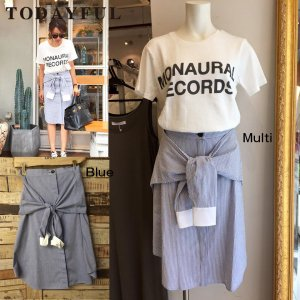 TODAYFUL トゥデイフル Shirts SK スカート 11520802 【15AW1】【SALE】【70%OFF】<img class='new_mark_img2' src='https://img.shop-pro.jp/img/new/icons20.gif' style='border:none;display:inline;margin:0px;padding:0px;width:auto;' />