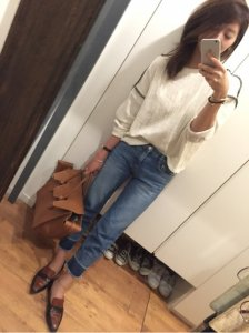 TODAYFUL トゥデイフル MIKE's Denim デニム 11521410 【15AW1】【SALE】【70%OFF】<img class='new_mark_img2' src='https://img.shop-pro.jp/img/new/icons20.gif' style='border:none;display:inline;margin:0px;padding:0px;width:auto;' />