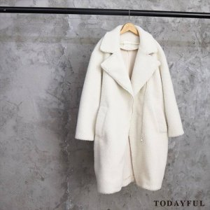 【SOLDOUT】TODAYFUL トゥデイフル Cocoon Boa Coat 11620004 【16AW2】 <img class='new_mark_img2' src='//img.shop-pro.jp/img/new/icons47.gif' style='border:none;display:inline;margin:0px;padding:0px;width:auto;' />