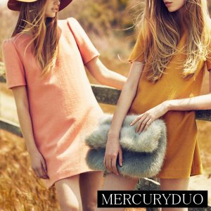 MERCURY マーキュリー 【DUO】 ブークレパフLADY ワンピース 001530300401 【15AW1】【SALE】【30%OFF】<img class='new_mark_img2' src='https://img.shop-pro.jp/img/new/icons20.gif' style='border:none;display:inline;margin:0px;padding:0px;width:auto;' />
